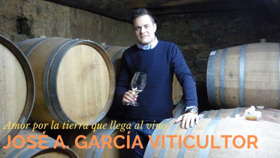 José Antonio García Viticultor