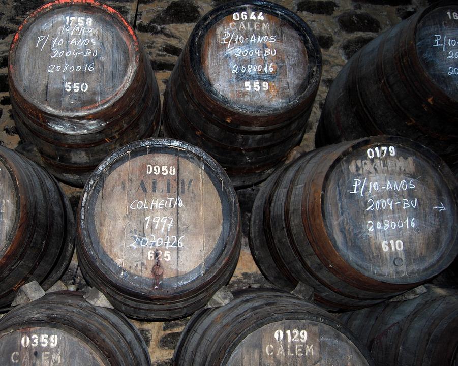 Conociendo los vinos de Porto