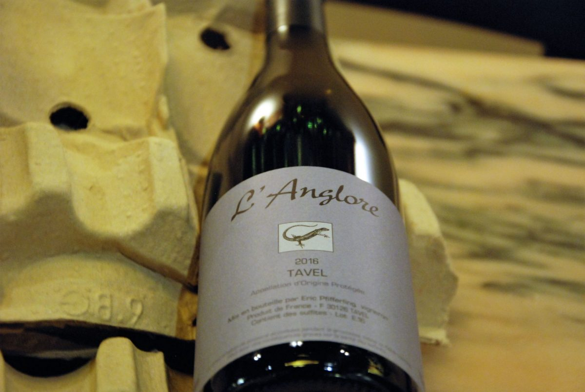 Tavel L'Anglore 2016