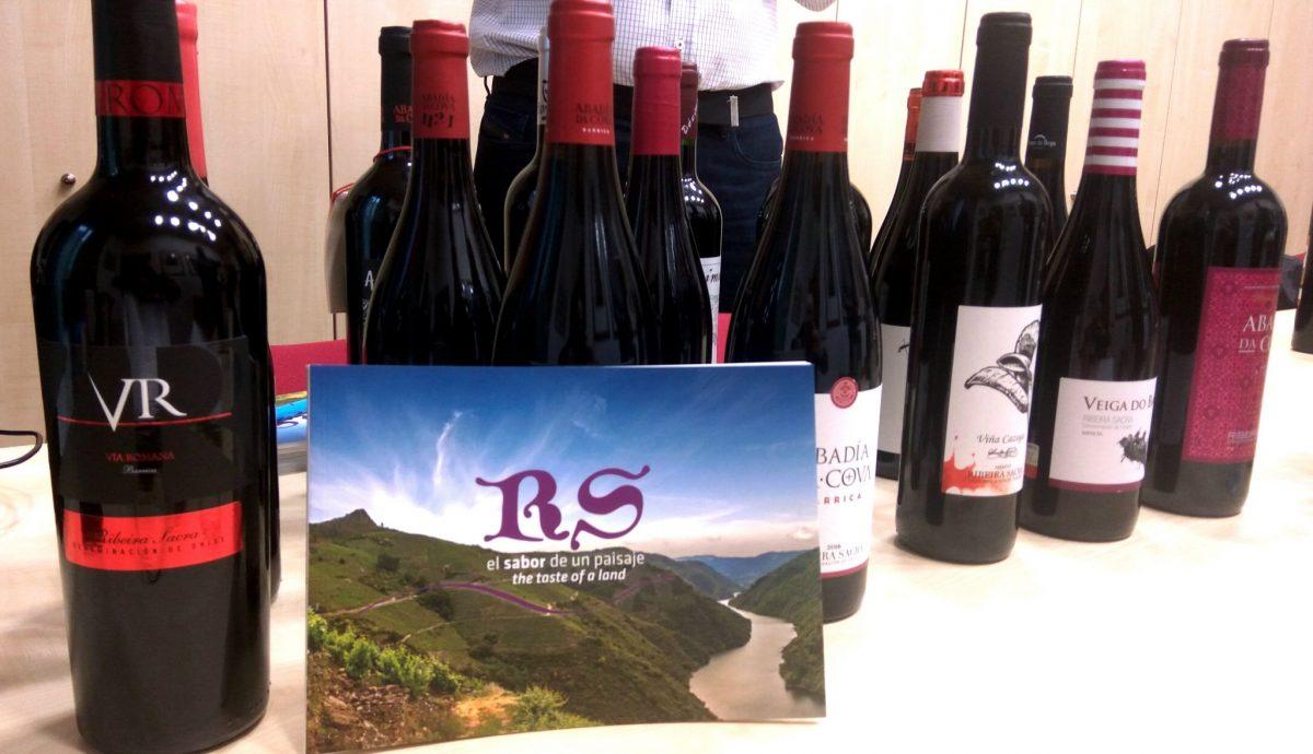 Cata de Vinos Tintos de añadas anteriores a 2017 de la Ribeira Sacra
