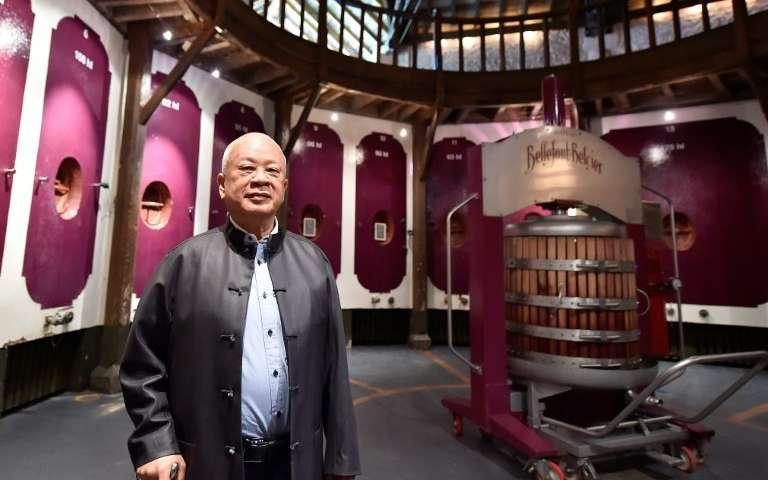 El multimillonario chino Peter Kwok ya tiene 7 Chateaux en Francia y subiendo