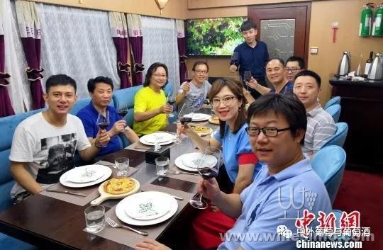 China se lanza al enoturismo con el 'Tren del Vino' desde Pekín a Ningxia