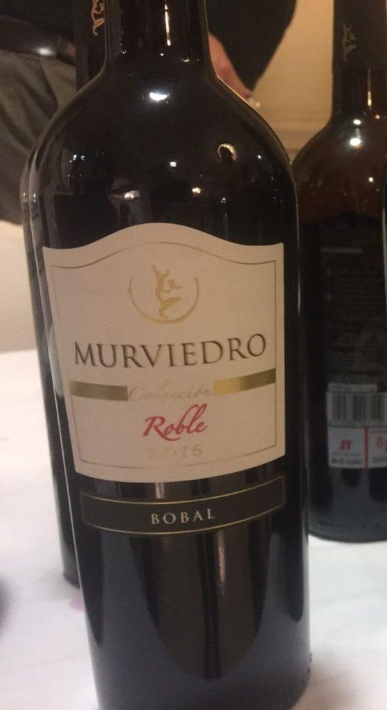 Murviedro Colección Bobal Roble 2015