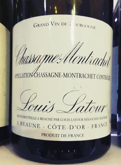 Chassange-Montrachet Rouge Louis Latour 2014