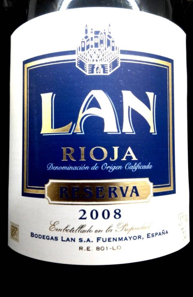 LAN Reserva 2008