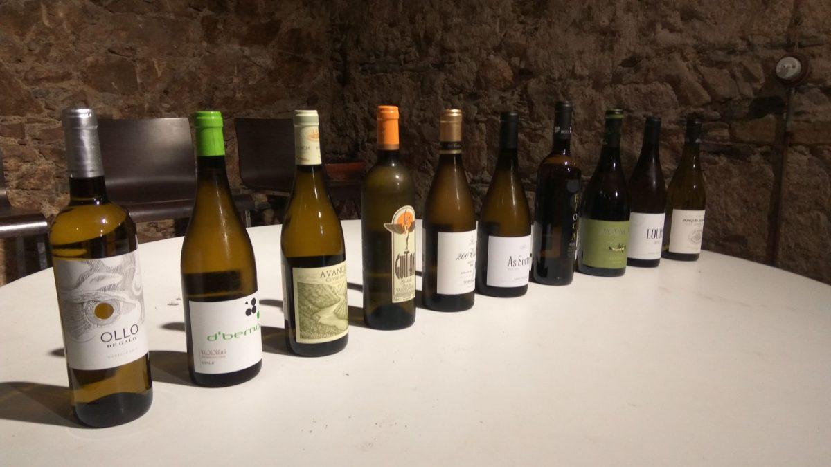 Godello el vino blanco de moda
