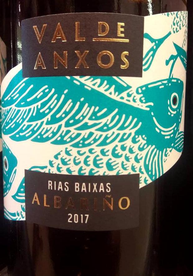 Val de Anxos Albariño 2017