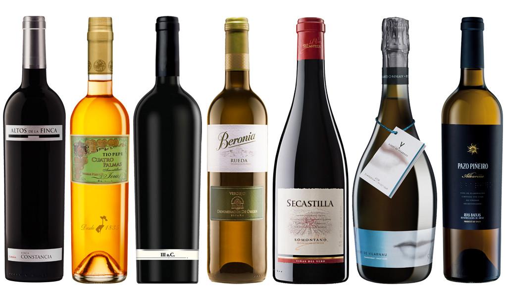 Excelentes puntuaciones de James Suckling para los vinos de González Byass