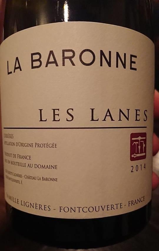 La Baronne Les Lanes