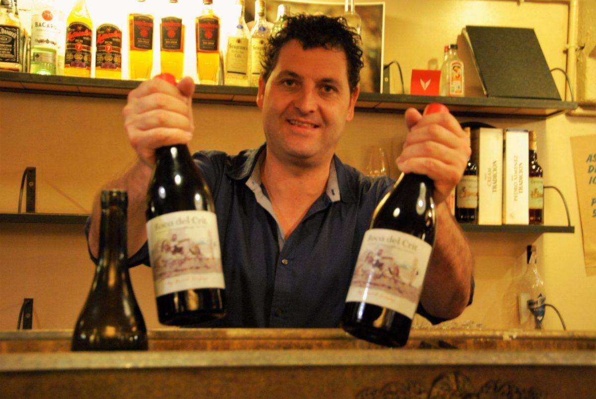 David Seijas lleva su proyecto 'Gallina de Piel' al Bar del Pla
