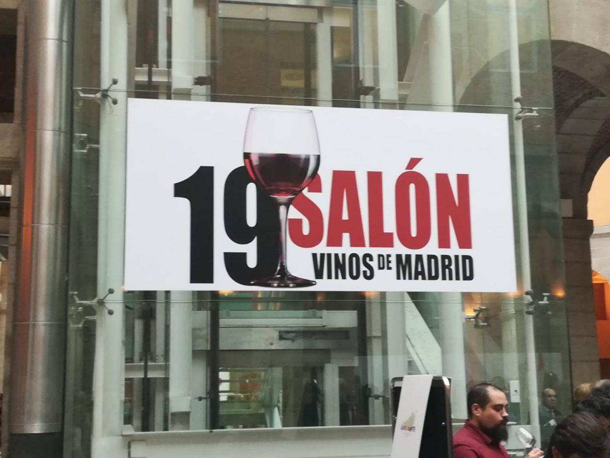 Salón de los Vinos de Madrid