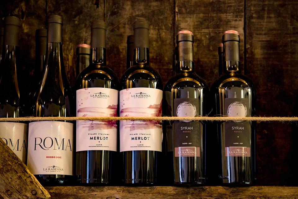Listado de los países del mundo que exportan más vino