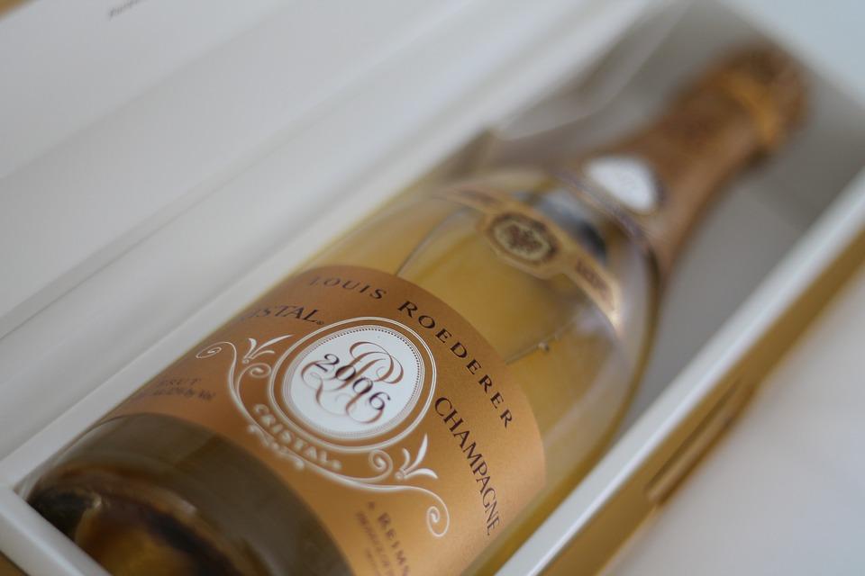 Las 10 marcas de Champagne más buscadas en Google