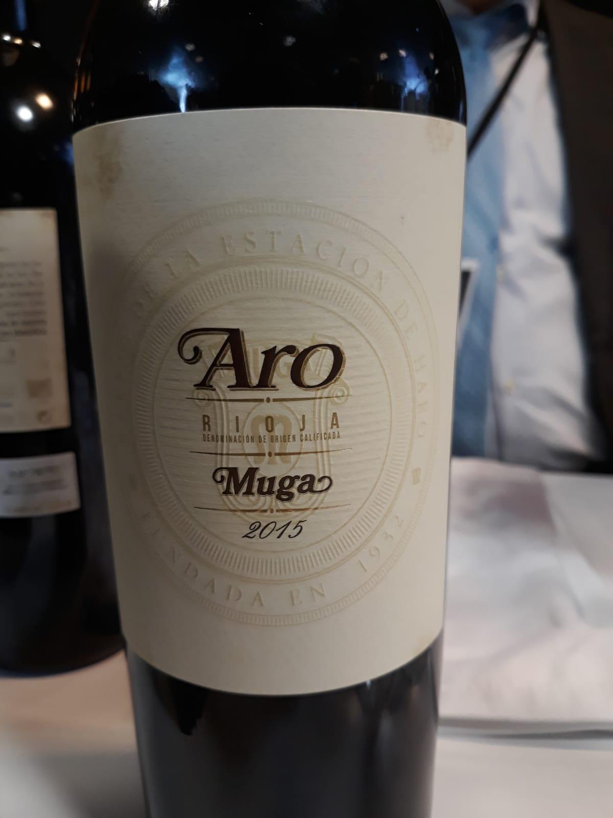 Muga Aro Rioja 2015