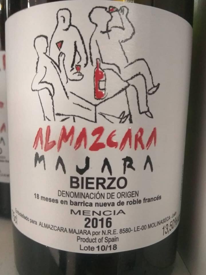Almázcara Majara 2016