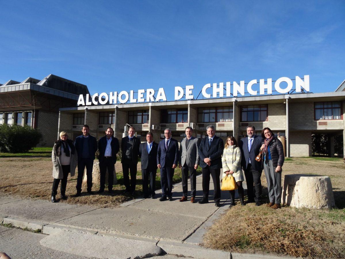 Anís Chinchón de la Alcoholera, más de 100 años de tradición y respeto por el medio ambiente