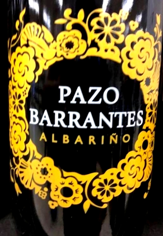 Pazo Barrantes Albariño 2017