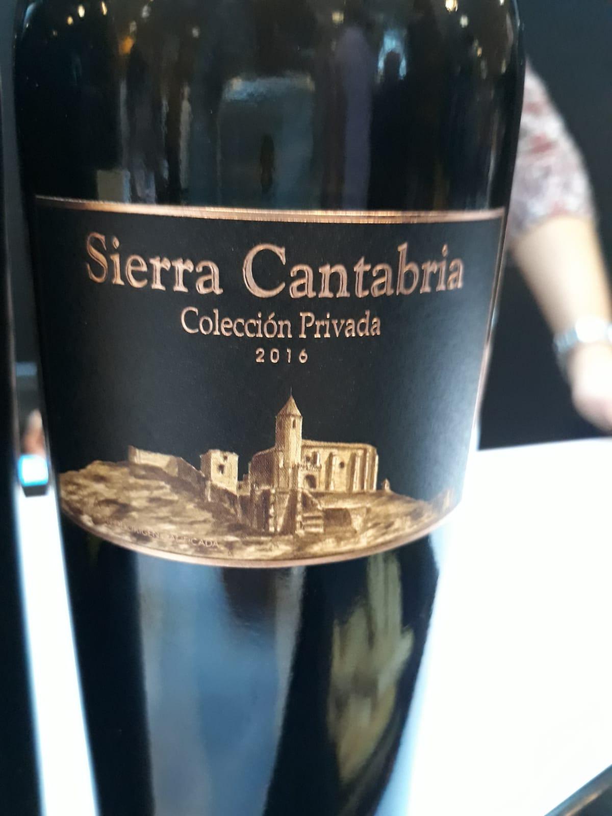 Sierra Cantabria Colección Privada 2016