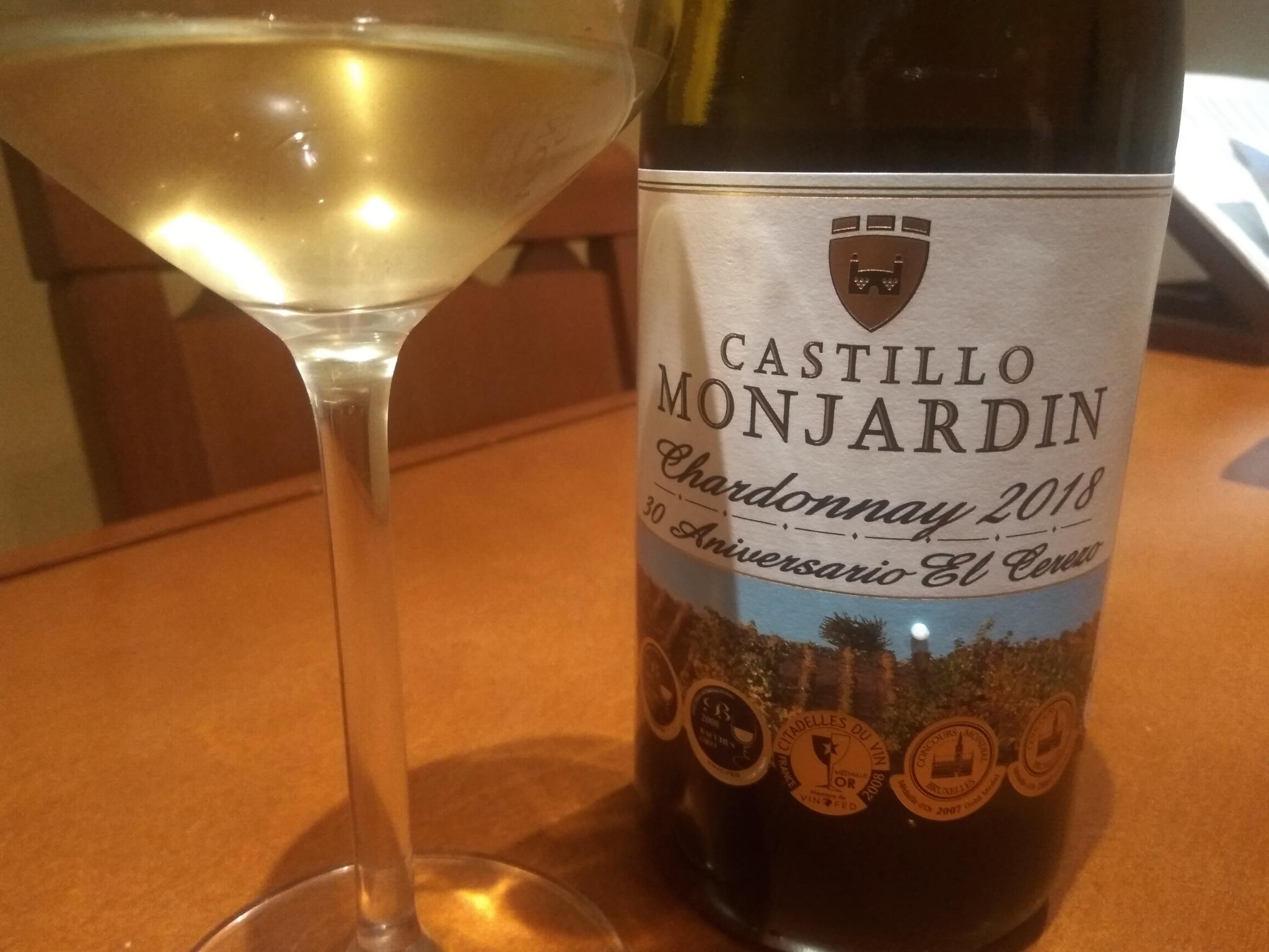 Castillo Monjardín Chardonnay 2018