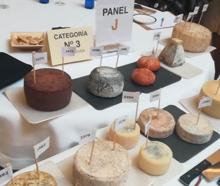 Gourmet quesos