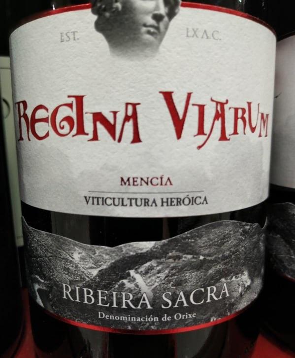 Regina Viarum Mencía 2017