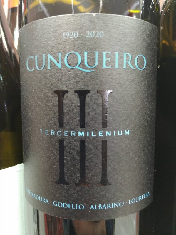 Cunqueiro III Milenium 2017