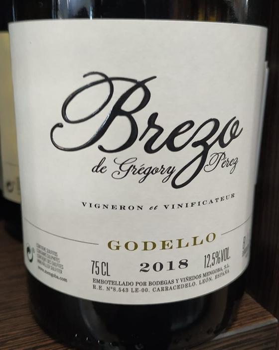 Brezo Godello 2018