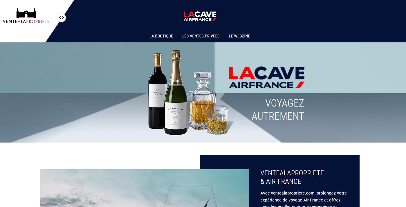 La Cave Air France