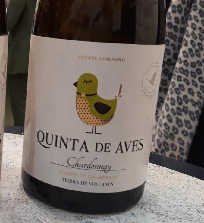 Quinta de Aves Chardonnay 2018