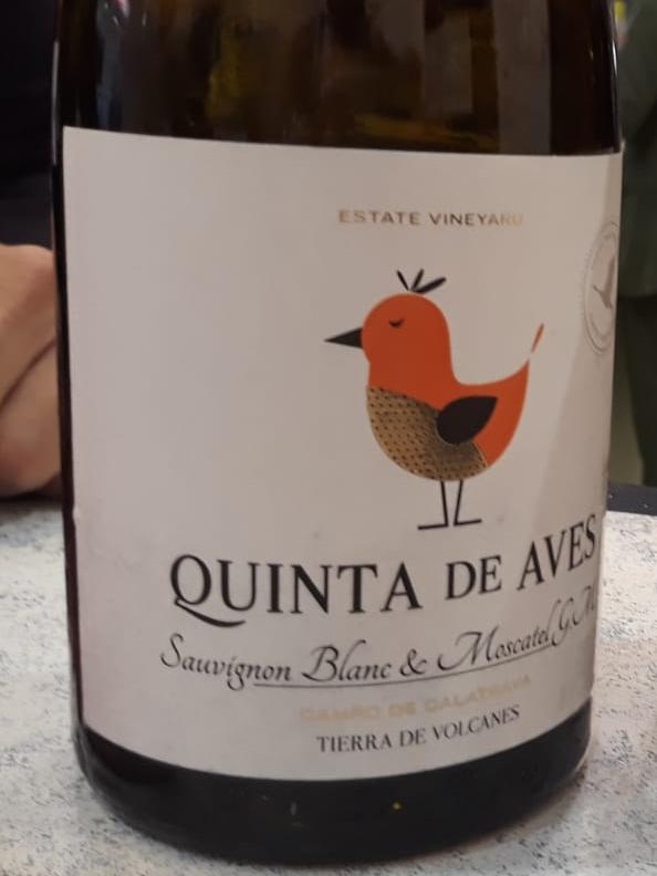 Sauvignon Blanc & Moscatel G.M. 2018
