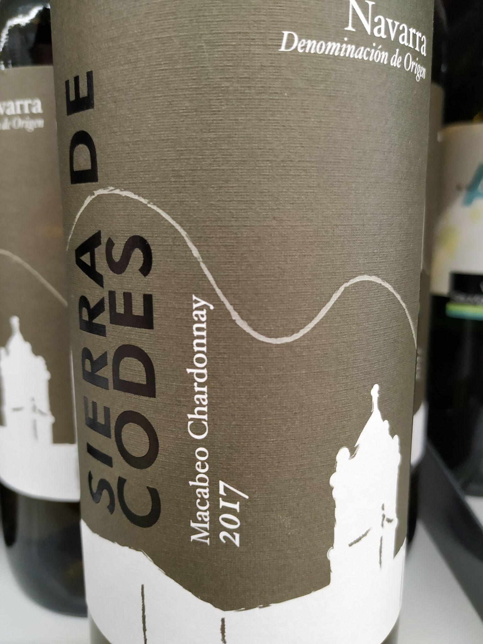 Sierra de Codes Macabeo Chardonnay