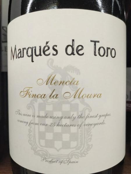 Cata del vino Marqués de Toro Mencía Finca La Moura 2015, VT Castilla y León – Sobrelias