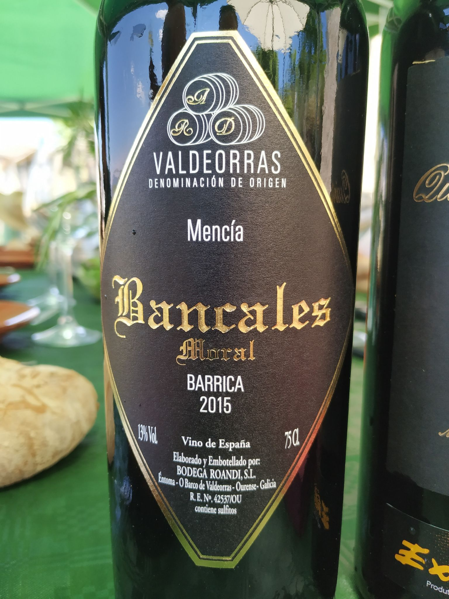 Bancales Moral Barrica