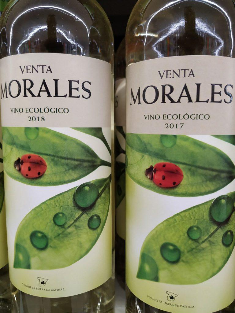 Venta Morales Vino Ecológico