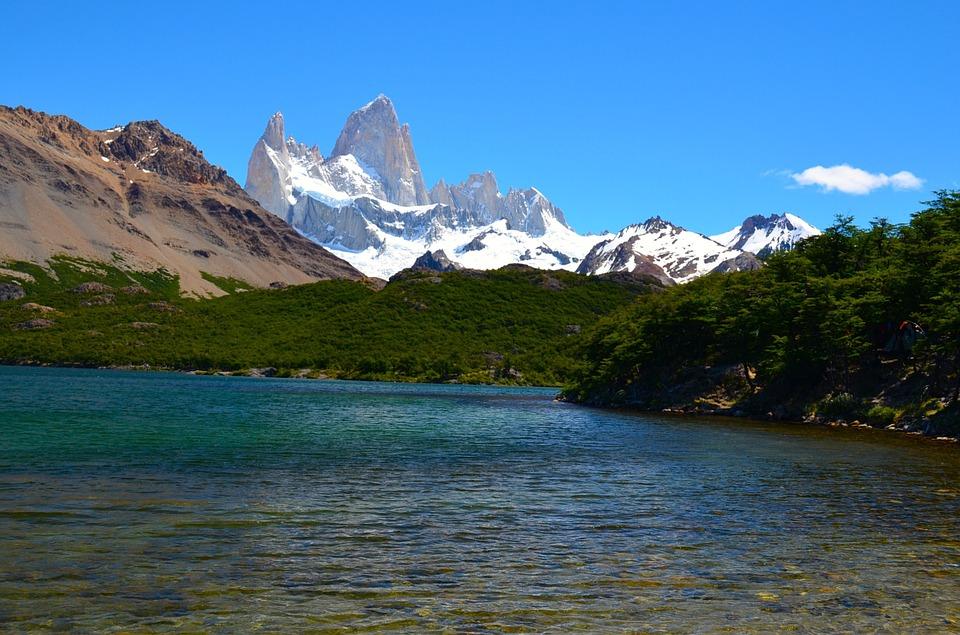 Torres del Paine en la Patagonia