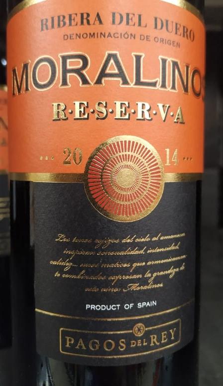 Moralinos Reserva
