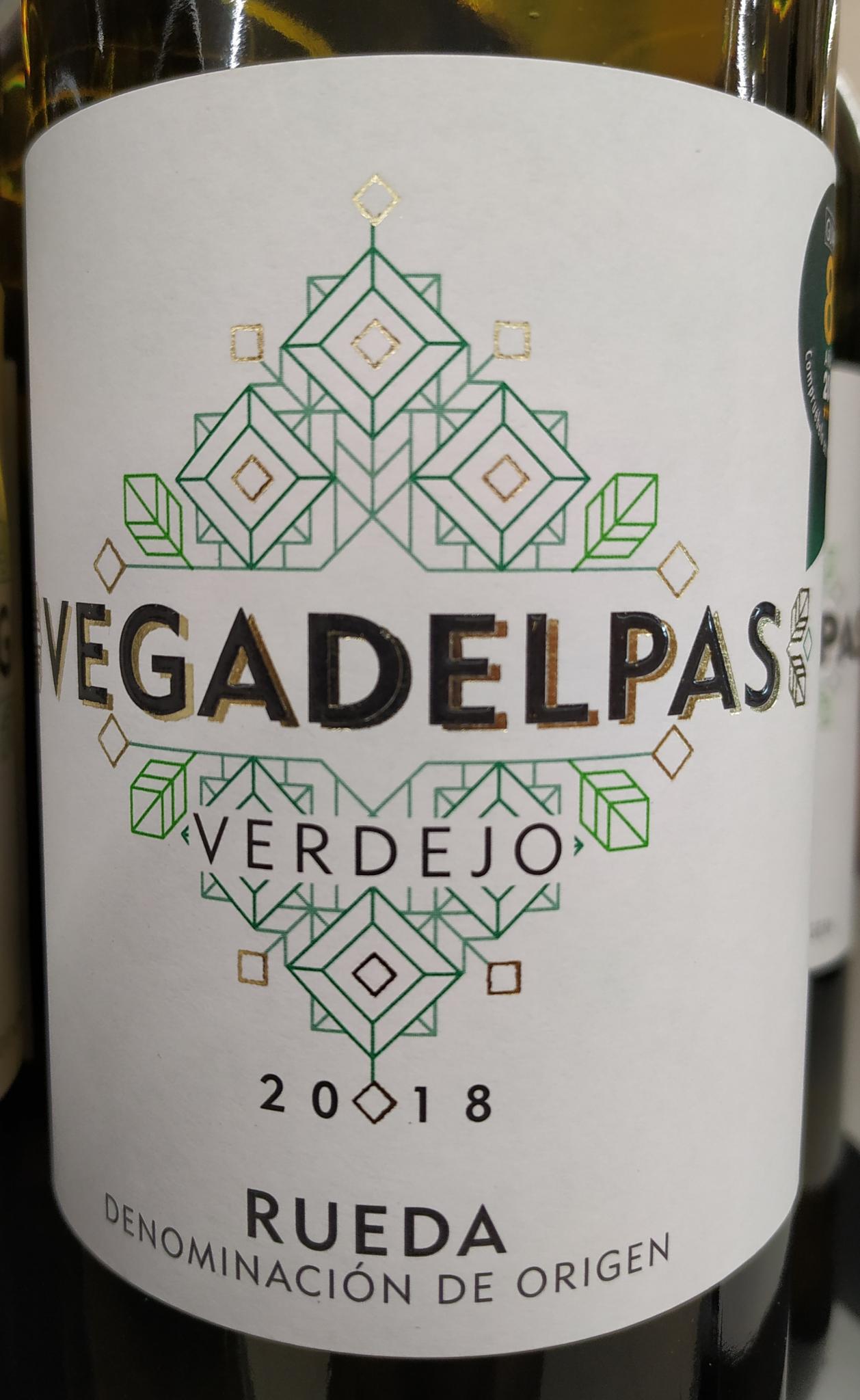 Vega del Pas Verdejo