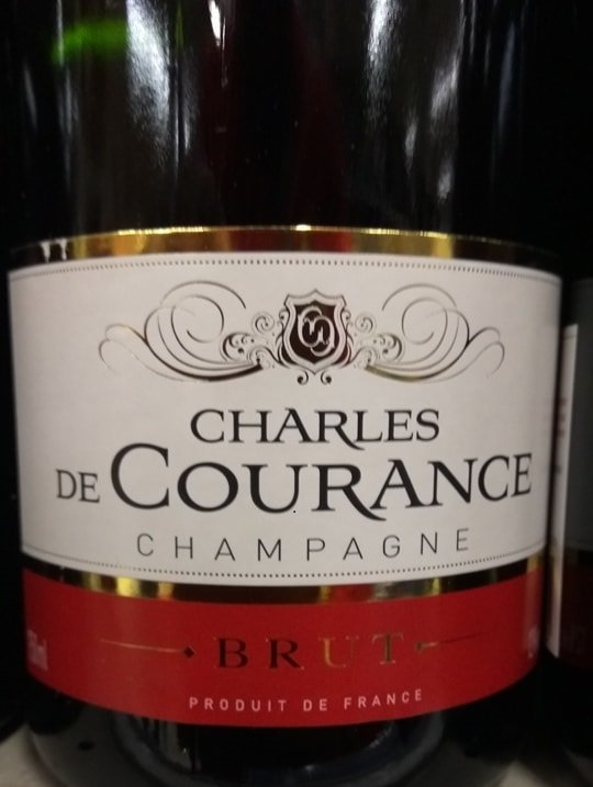 Champagne Charles de Courance Brut