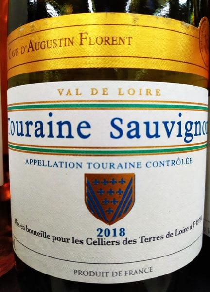 La Cave d'Augustin Florent Touraine Sauvignon