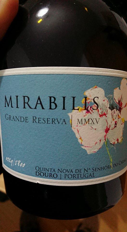 Mirabilis Grande Reserva MMXV