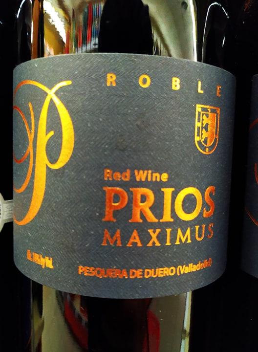 Prios Maximus Roble