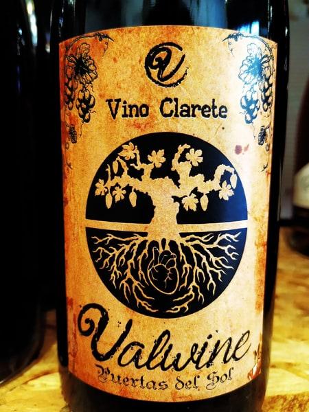 Vino Clarete Valwine Puertas del Sol