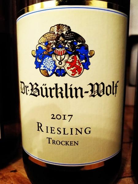 elaborado por Bodegas Dr. Bürklin Wolf en VDP Pfalz