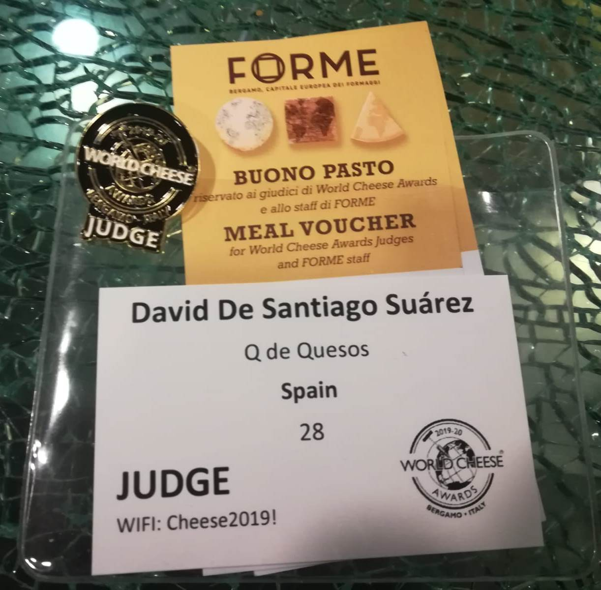 World Cheese Awards 2019