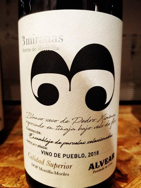 3 Miradas Vino de Pueblo 2018