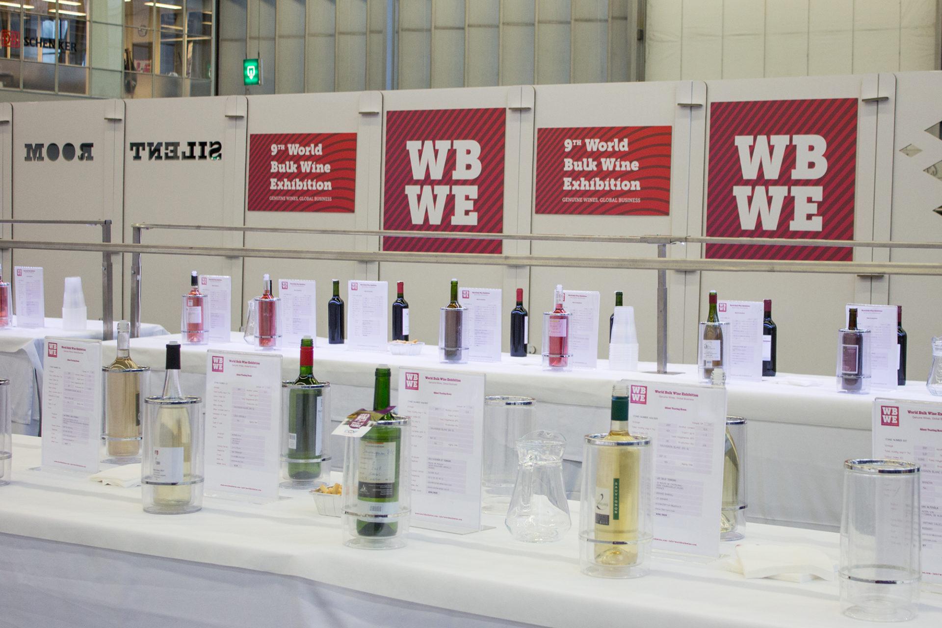 World Bulk Wine Exhibition 2019