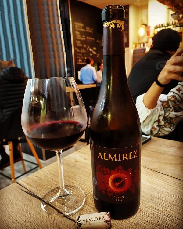 Almirez 2014