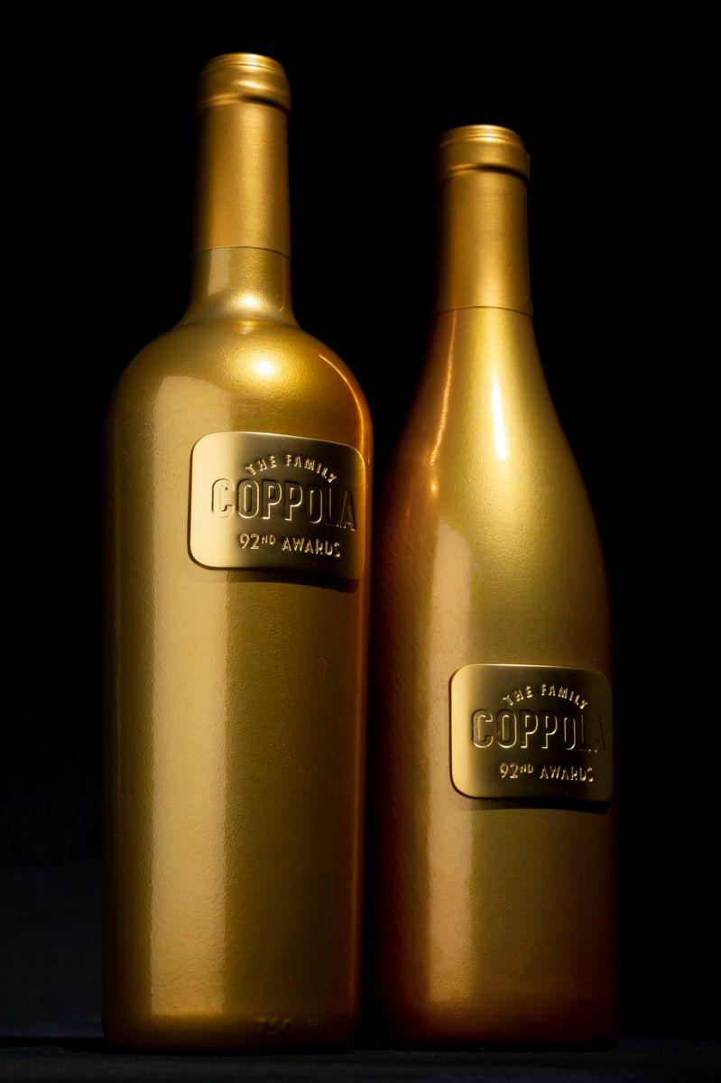 Francis Ford Coppola Winery presenta para los Oscar sus nuevos vinos