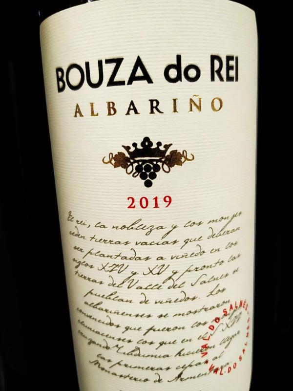 Bouza Do Rei Albariño 2019
