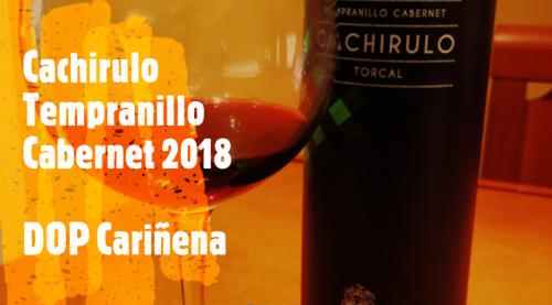 Cachirulo Tempranillo Cabernet 2018